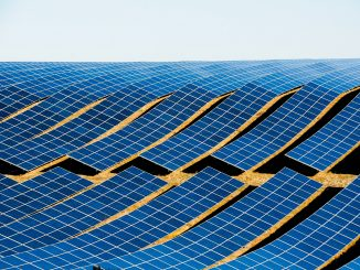 Construction of the largest solar power plant in Ukraine underway