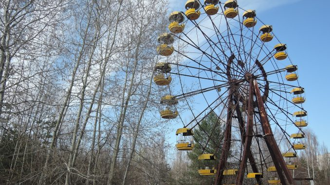 Investing in Ukraine: French to build giant solar park in Chernobyl exclusion zone